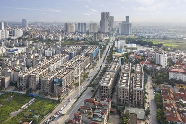 Giới đầu tư đang dồn về phía tây tìm mua bất động sản