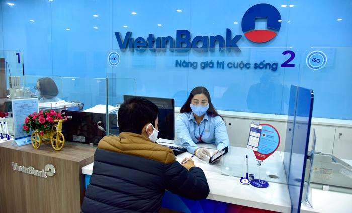 Hoạt động giao dịch tại chi nhánh Ngân hàng Viettinbank