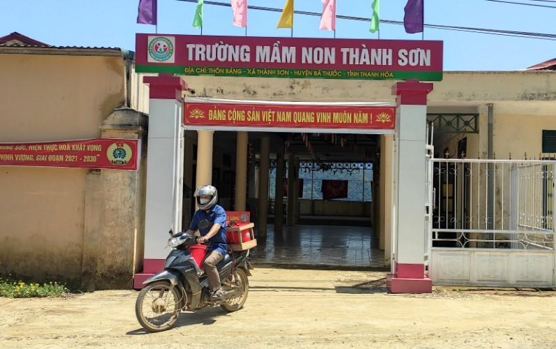 Trường Mầm non Thành Sơn
