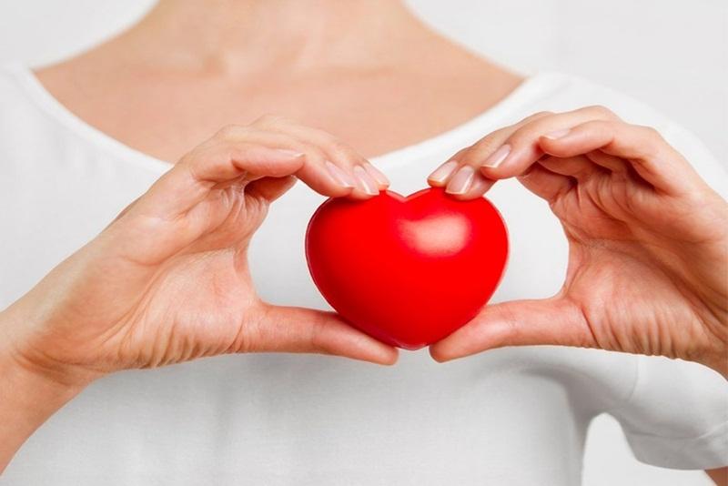 Vitamin B5 tốt cho sức khỏe tim mạch. Ảnh minh họa