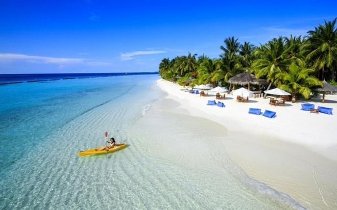 Phú Quốc là điểm đến du lịch biển hấp dẫn du khách quốc tế nhiều năm trở lại đây
