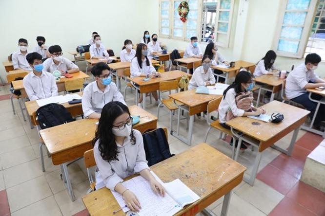 Kỳ thi tuyển sinh vào lớp 10 THPT năm học 2021-2022, tỉnh Bắc Giang có 19.626 thí sinh đăng ký dự thi vào 33 trường THPT công lập và THPT Chuyên. Ảnh minh họa