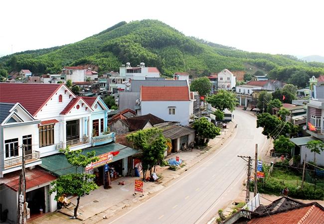 Vóc dáng nông thôn mới ở xã Long Sơn, huyện Sơn Động