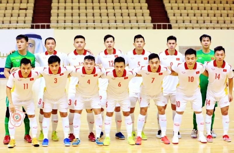Ngày 20/7 đội tuyển futsal Việt Nam sẽ tập trung tại Trung tâm Huấn luyện thể thao quốc gia TP. Hồ Chí Minh. Ảnh: VFF