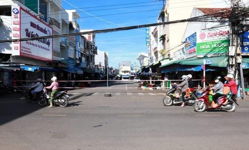 Bình Thuận giãn cách xã hội theo Chỉ thị 15 từ 0h ngày 20/7/2021. Ảnh minh họa