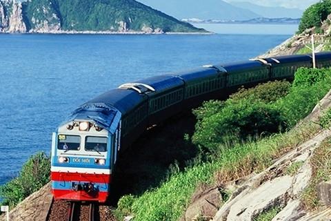 Sẵn sàng những chuyến tàu chuyên biệt đưa người dân ở các tỉnh phía Nam về quê an toàn. (Ảnh minh họa)