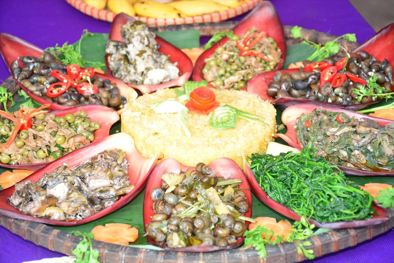 Đặc sản ẩm thực của đồng bào DTTS vùng cao Minh hÓa (Quảng Bình)