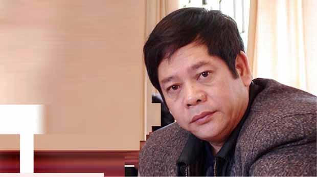 Nhà văn Cao Duy Sơn