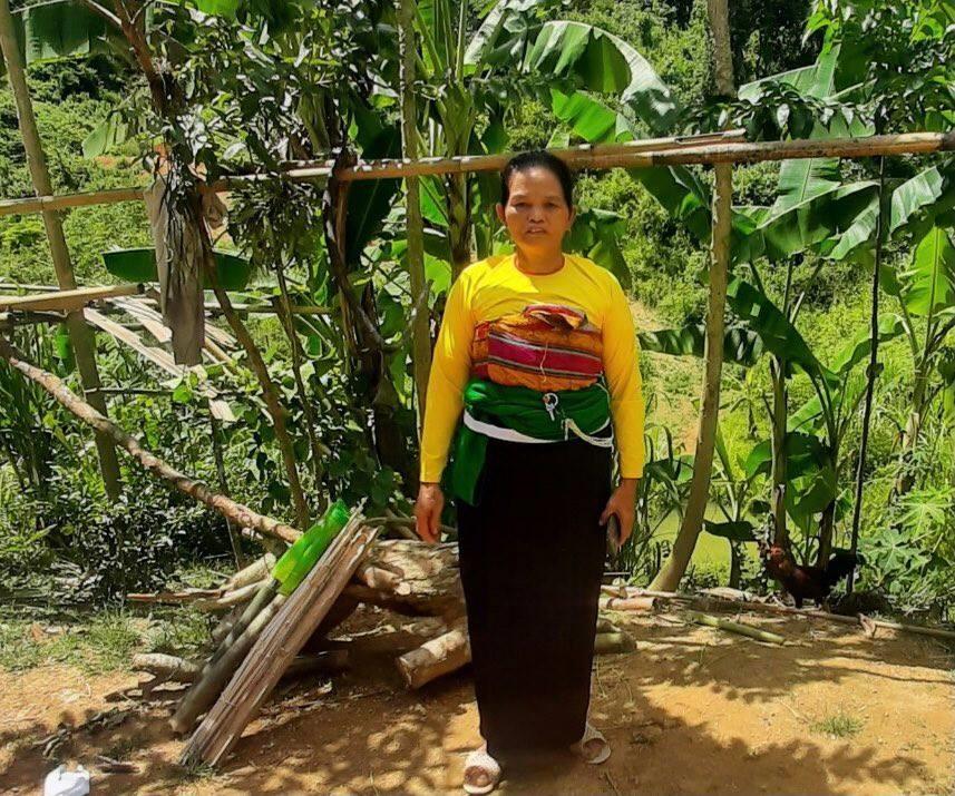 Trưởng thôn Hà Thị Tự, thôn Cao Hoong, xã Lũng Cao luôn được bà con yêu mến, tin tưởng