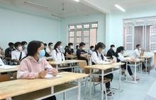 Kết quả thi tốt nghiệp THPT đợt 1 năm 2021, tỉnh Lào Cai xếp thứ 24/63 tỉnh, thành phố tổ chức thi đợt 1. Ảnh: BGDTĐ