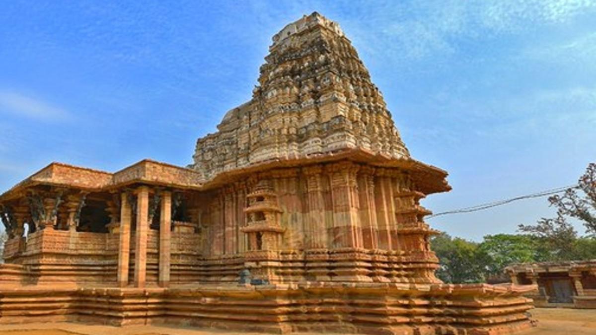 Quần thể di tích Kakatiya Rudreshwara ở bang Telanganam, Ấn Độ. Ảnh: UNESCO