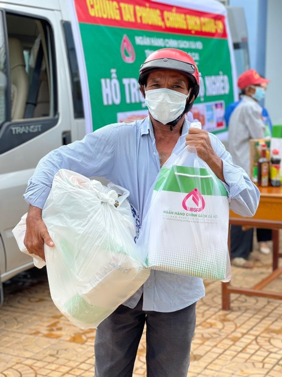 Người dân được hỗ trợ kịp thời từ NHCSXH tỉnh Sóc Trăng