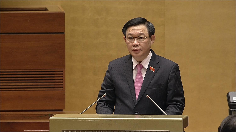Chủ tịch Quốc hội Vương Đình Huệ phát biểu Nhân kỷ niệm 74 năm Ngày Thương binh liệt sỹ