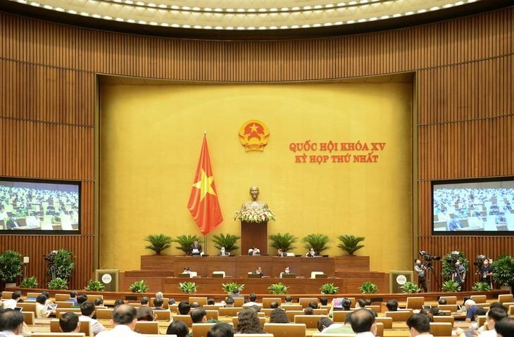 Chiều 28/7, Quốc hội khoá XV sẽ kết thúc kỳ họp thứ nhất sau 9 ngày làm việc liên tục