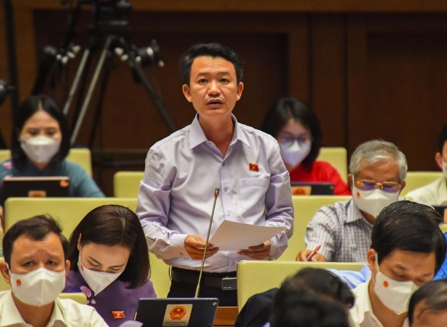 Đại biểu Trần Quang Minh
