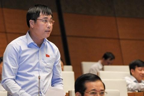 Đại biểu Nguyễn Cao Sơn