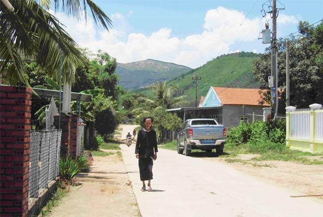 Làng Hà Văn Trên, xã Canh Thuận, huyện Vân Canh khởi sắc nhờ phát triển kinh tế hộ gia đình