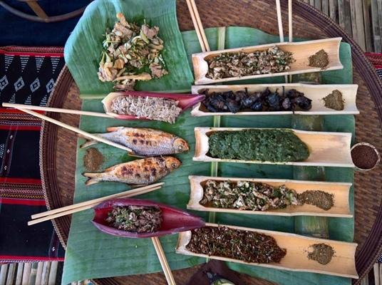Thực phẩm xanh- sạch, vật dụng đều sử dụng chất liệu thân thiện môi trường