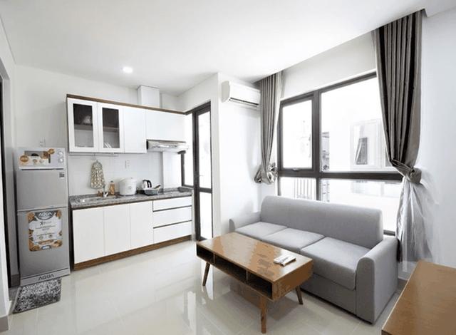 Căn hộ dịch vụ tại TP Hồ Chí Minh cũng đang phải cạnh tranh gay gắt với căn hộ chung cư cho thuê do giá cả hợp lý (Ảnh minh họa)