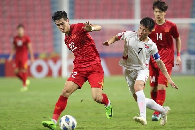 U23 Việt Nam từng phải dừng bước tại VCK U23 châu Á 2020 sau trận thua Triều Tiên 1-2. Ảnh minh họa