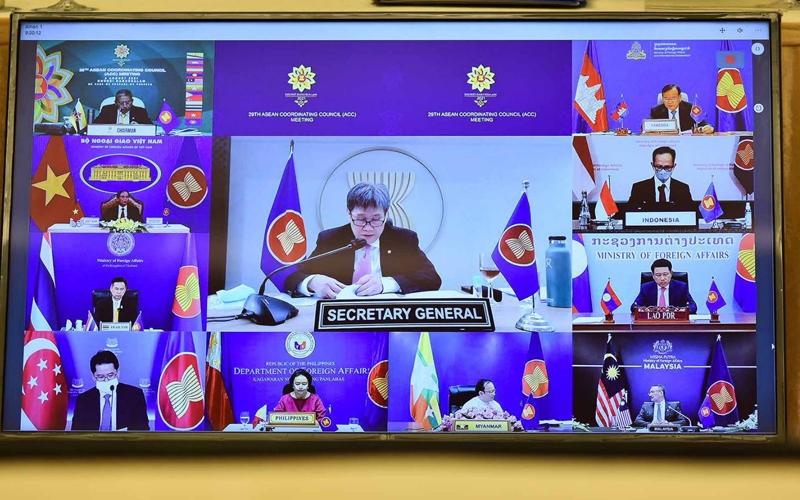 Việt Nam đề xuất trích Quỹ ASEAN ứng phó Covid-19 để mua vaccine cho các nước 1