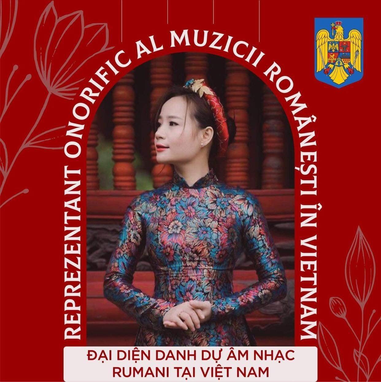 Nghệ sĩ, Tiến sĩ Cello Đinh Hoài Xuân– Đại diện Danh dự Âm nhạc Rumani tại Việt Nam