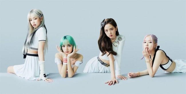 (Ảnh: BLACKPINK / Courtesy of YG Entertainment)