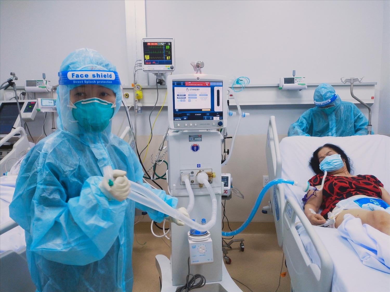 Bệnh viện tư ở TP. Hồ Chí Minh: Chi viện khẩn cho tuyến đầu điều trị Covid  - 19 | Báo Dân tộc và Phát triển