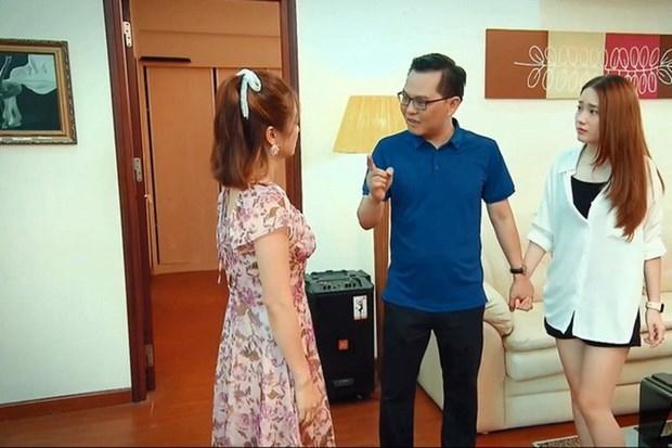 """Phim truyền hình mang tên """"Ngày mai bình yên"""" sẽ lên sóng VTV3 của Đài Truyền hình Việt Nam vào tối thứ Năm và Sáu hàng tuần, bắt đầu từ ngày 12/8. (Nguồn: baoquocte)"""