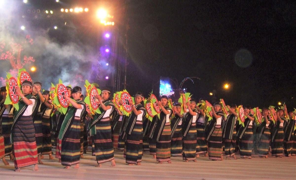 Thế hệ trẻ người DTTS ở Lâm Đồng trong ngày hội
