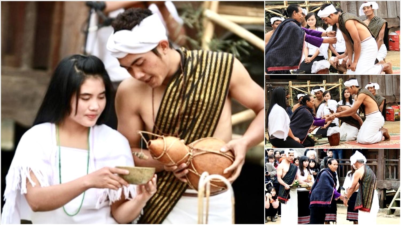 Trang phục lễ cưới của người Chu Ru