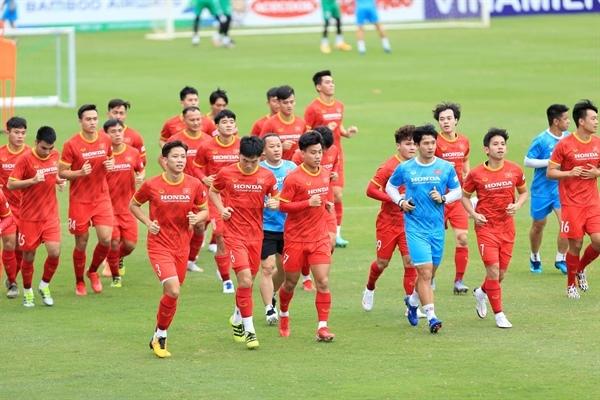 Khâu chuẩn bị kỹ lưỡng về mọi mặt sẽ là hành trang quý báu của các đội tuyển bóng đá Việt Nam cho các giải đấu tới đây của châu lục và thế giới