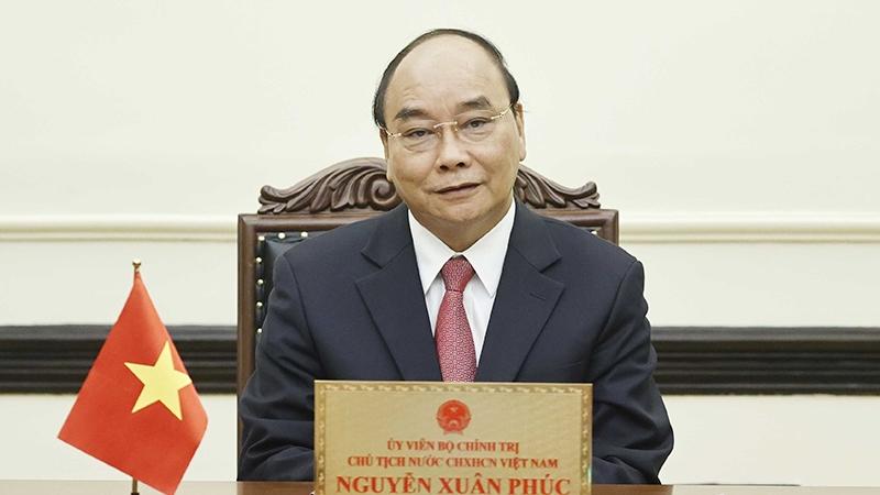 Chủ tịch nước Nguyễn Xuân Phúc: Hợp tác hiệu quả giữa Việt Nam và Cuba về vaccine phòng COVID-19 sẽ thể hiện sống động tình đoàn kết đặc biệt giữa hai nước trong tình hình hiện nay