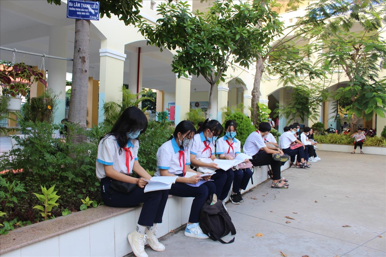 Học sinh các tỉnh, thành khác cũng được tạo điều kiện học tập tại các trường của TP. Cần Thơ