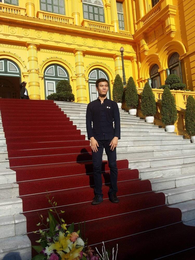 Vàng Hải Hưng tại Phủ Chủ tịch