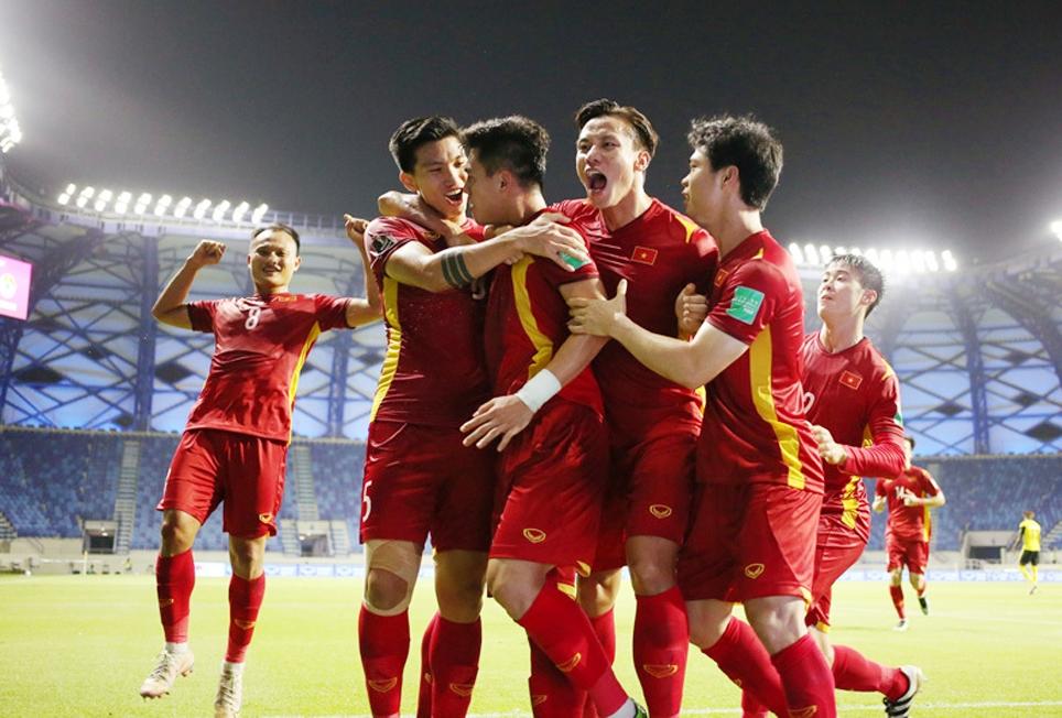 Tuyển Việt Nam lần đầu vào tới vòng loại cuối World Cup