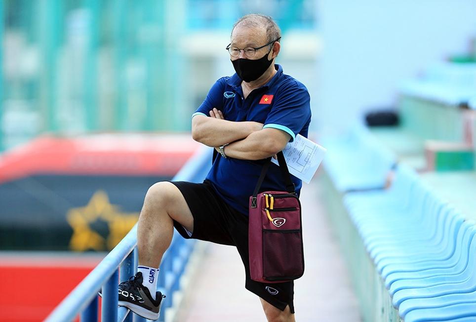 HLV Park Hang Seo giúp bóng đá Việt Nam giành nhiều chiến tích