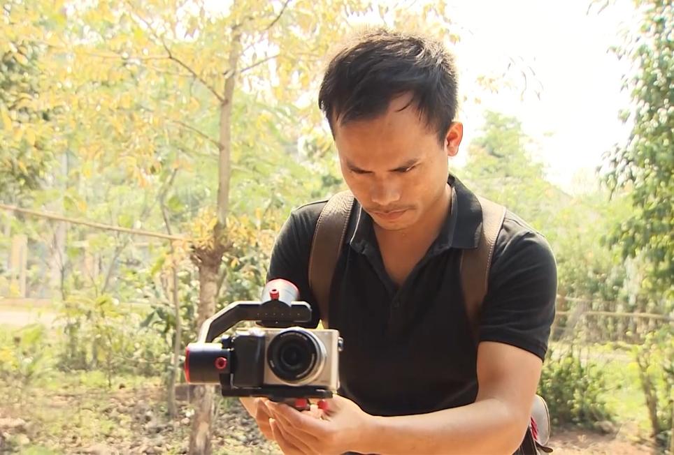 Hồ Tu Pông Ngỡi, chàng trai đặc biệt