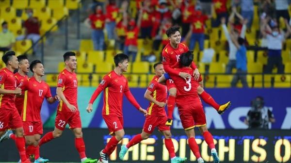 Đội tuyển Việt Nam có bàn mở tỷ số rất sớm