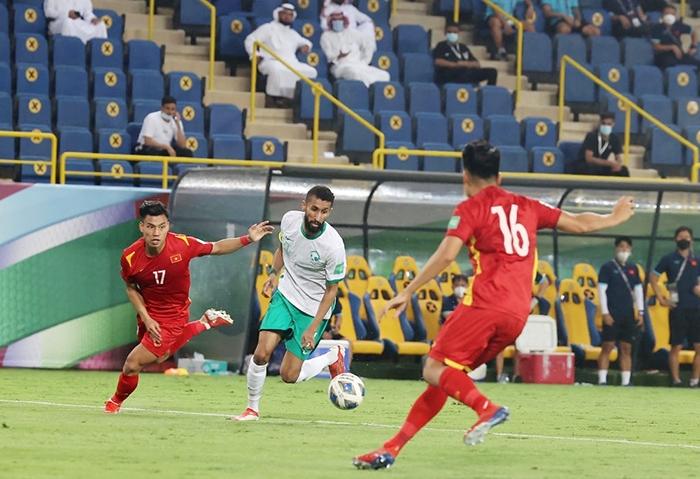 Vị trí của Vũ Văn Thanh có nguy cơ trở thành điểm yếu của đội tuyển Việt Nam