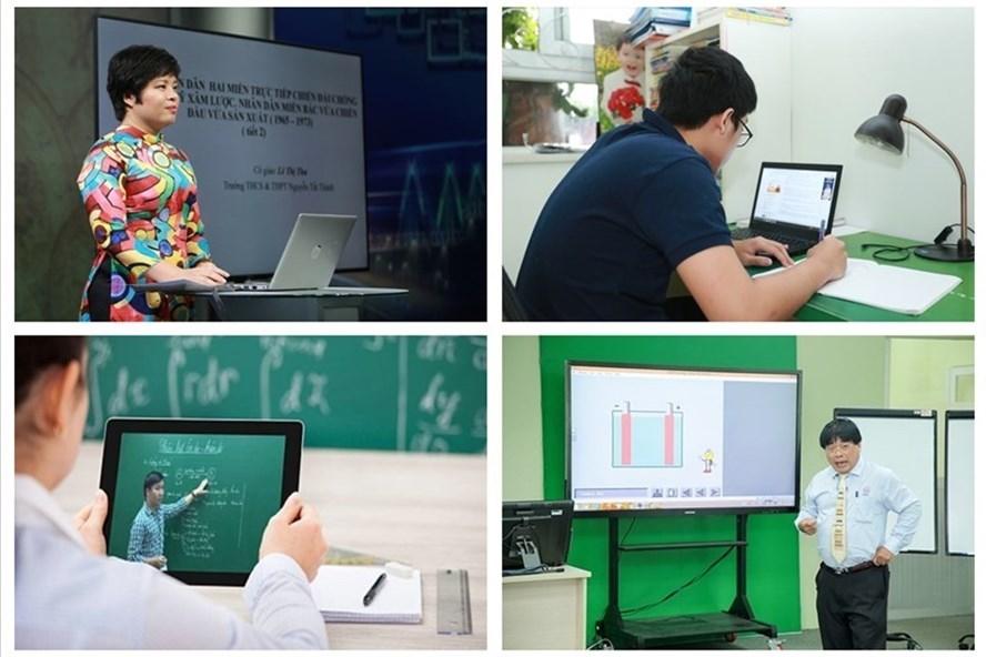Thủ tướng Chính phủ yêu cầu tiếp tục rà soát, hoàn thiện phương thức dạy học trực tuyến và đào tạo từ xa, phát triển nguồn học liệu điện tử - Ảnh minh họa