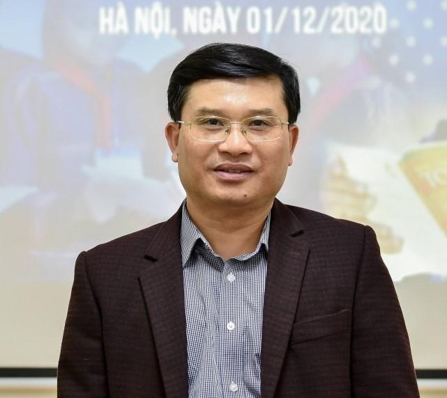 Ông Lê Như Xuyên, Phó Vụ trưởng Vụ Giáo dục dân tộc (Bộ Giáo dục và Đào tạ