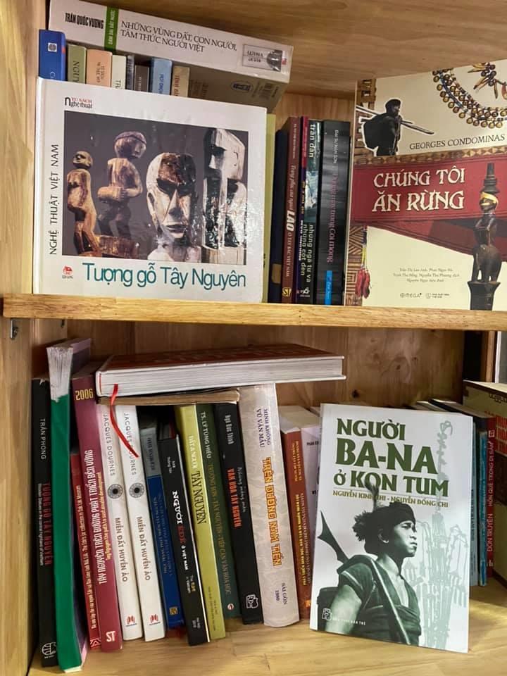 Những cuốn sách quý tại Bảo tàng