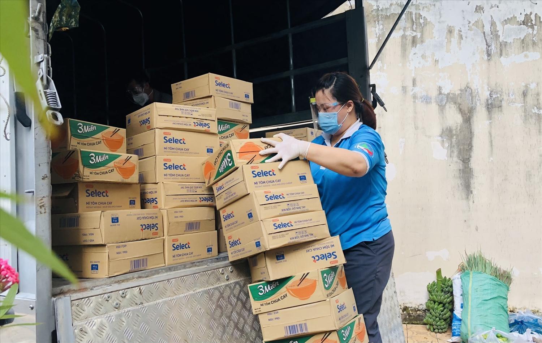 Tính đến nay Hội LHPN Việt Nam TP. Cần Thơ đã vận động được hơn 63 nghìn phần quà