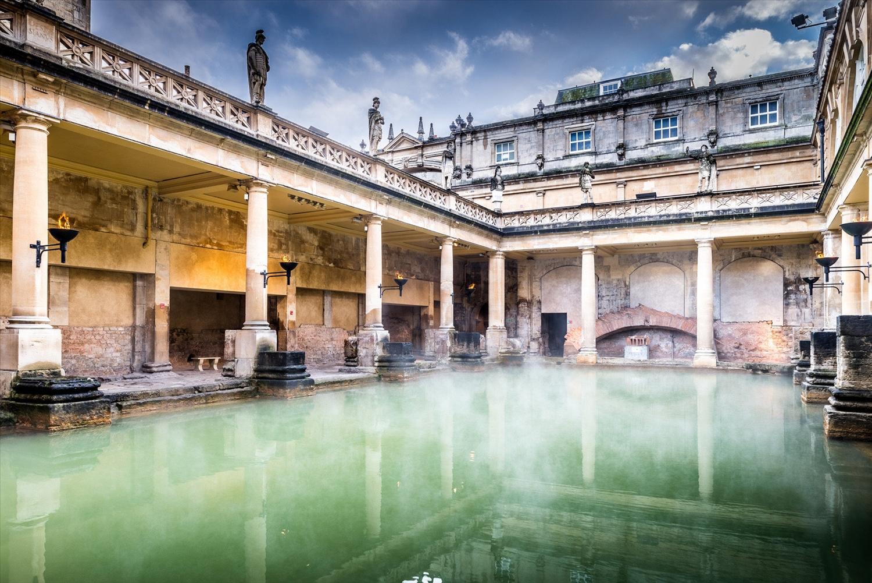Thành phố Bath ở Anh đã là Di sản Thế giới từ năm 1987