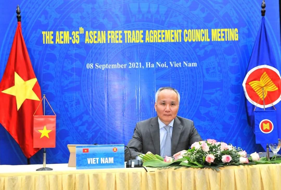 Thứ trưởng Bộ Công thương Trần Quốc Khánh làm trưởng đoàn Việt Nam tham dự Hội nghị