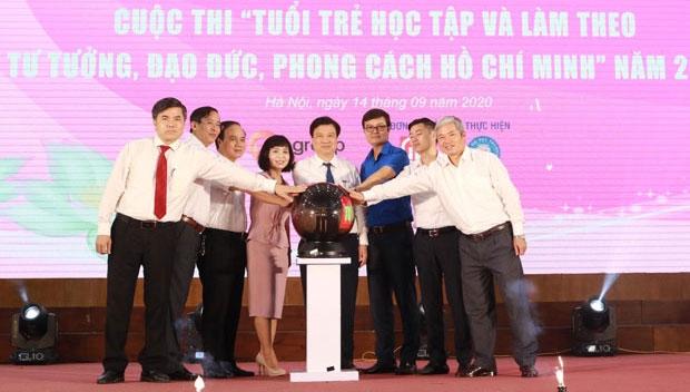 """Phát động cuộc thi """"Tuổi trẻ học tập và làm theo tư tưởng, đạo đức, phong cách Hồ Chí Minh"""" năm 2020."""
