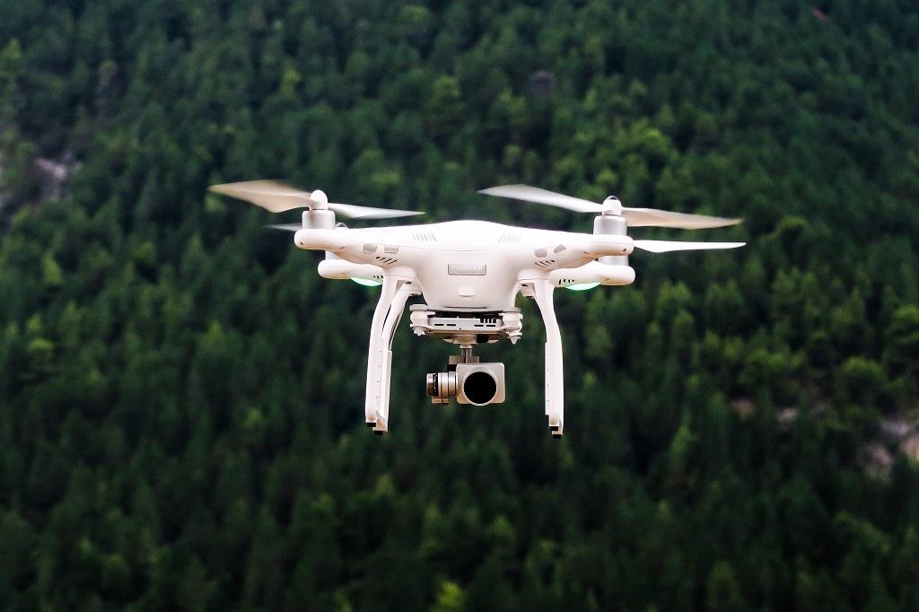 Ứng dụng thiết bị không người lái do Đại học Wollongong và Công ty công nghệ VIGREEN phát triển
