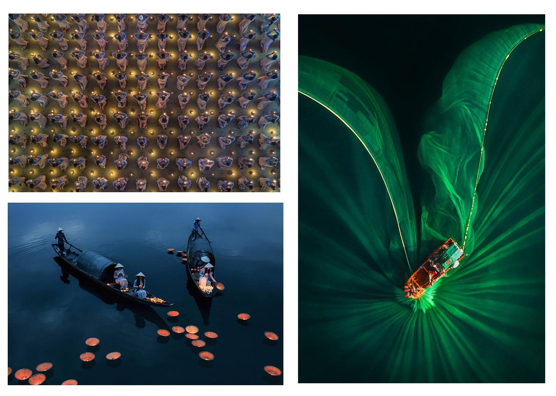 Một số tác phẩm của nhiếp ảnh gia Việt Nam lọt vào vòng chung kết
