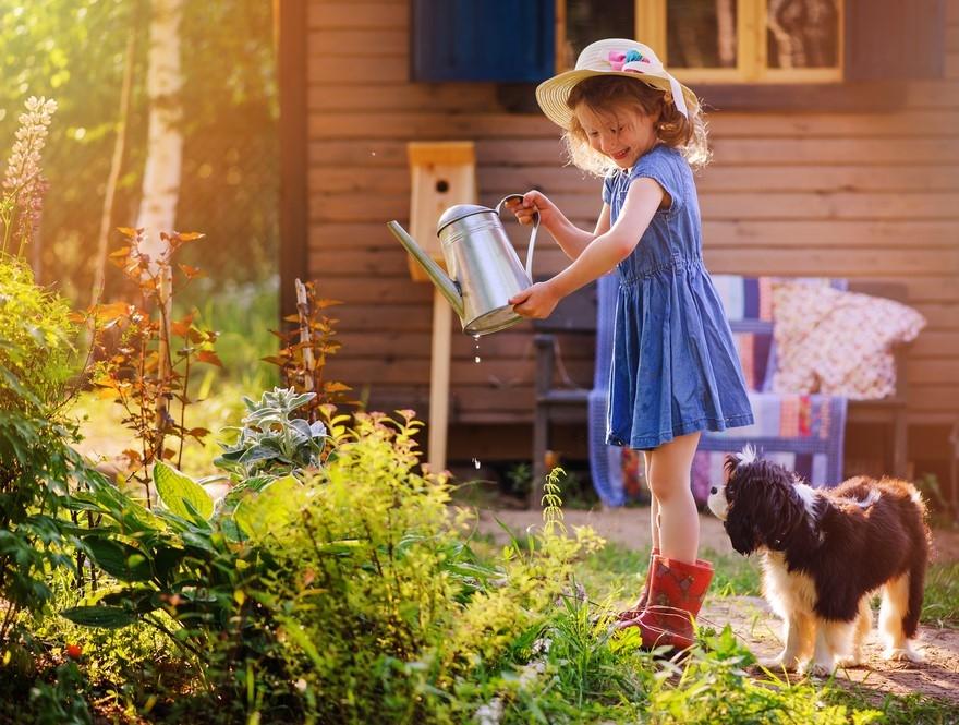 Trẻ em Hà lan được sinh ra và lớn lên trong một môi trường sống bình đẳng, hạnh phúc (Ảnh TL)